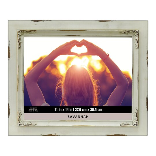 Buy the Rustic White Frame, 11\