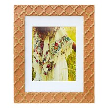 "Terracotta Savannah Frame By Studio Decor, 8"" x 10"""