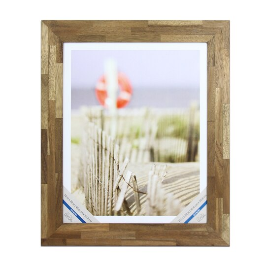 Shop for the Natural Catalina Wooden Plank Frame By Studio Décor® at ...