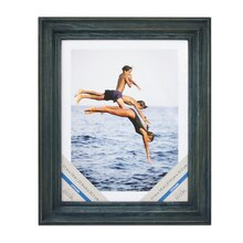 True Blue Catalina Wooden Frame By Studio Décor
