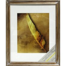 Champagne Alexandria Wooden Frame By Studio Décor®, medium