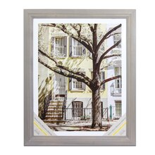 Gray Alexandria 3-Step Wooden Frame By Studio Décor