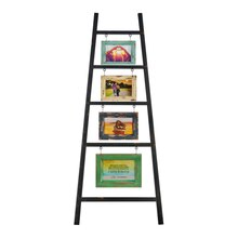 Multicolor Collage Ladder Frames By Studio Decor