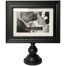 black expressions classic pedestal frame by studio dcor 4 x