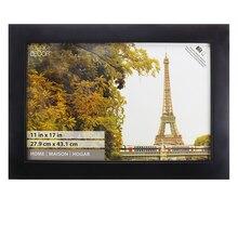 "Black Home Frame By Studio Décor, 11"" x 17"""