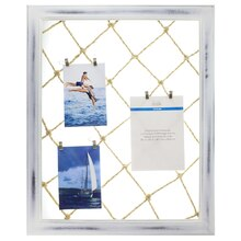 White Catalina Display Board By Studio Décor