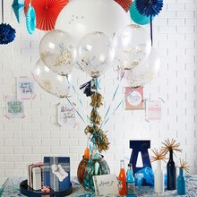 Graduation Balloon Arrangement, medium