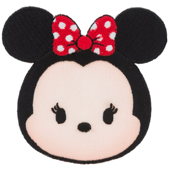 Find The 169 Disney Tsum Tsum Small Iron On Applique Minnie