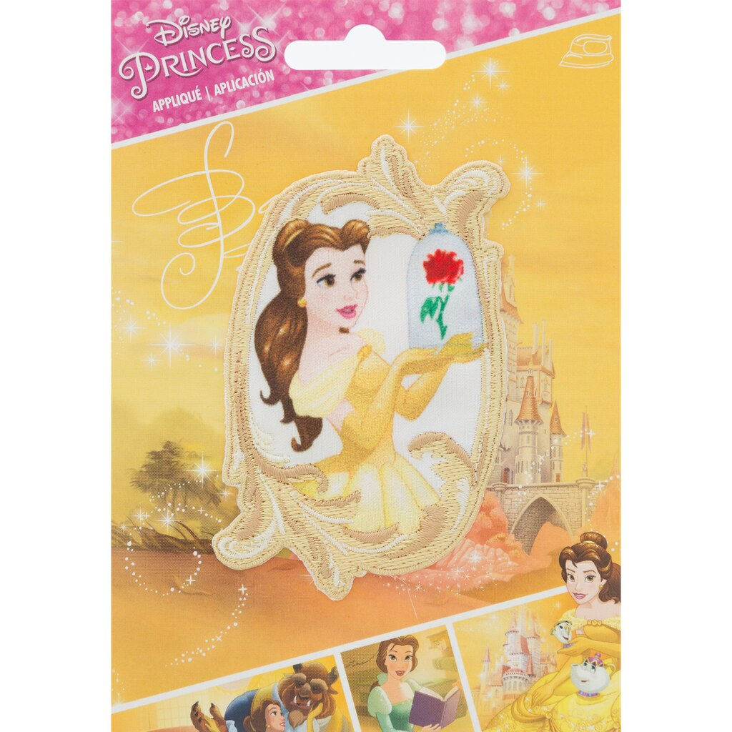 Shop for the ©Disney Princess Beauty and the Beast Small Iron-on ...