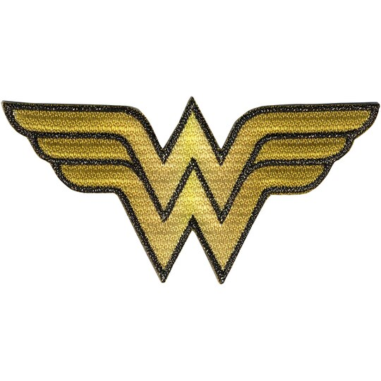 Buy The Dc Comics Small Iron On Applique Wonder Woman Logo At Michaels