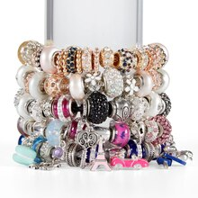 Bead Landing™ Bits & Baubles™ Pearl Mix Bracelet, medium