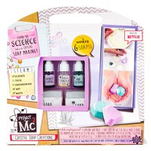 Project MC2 Crystal Soap Creations Soap Making Kit