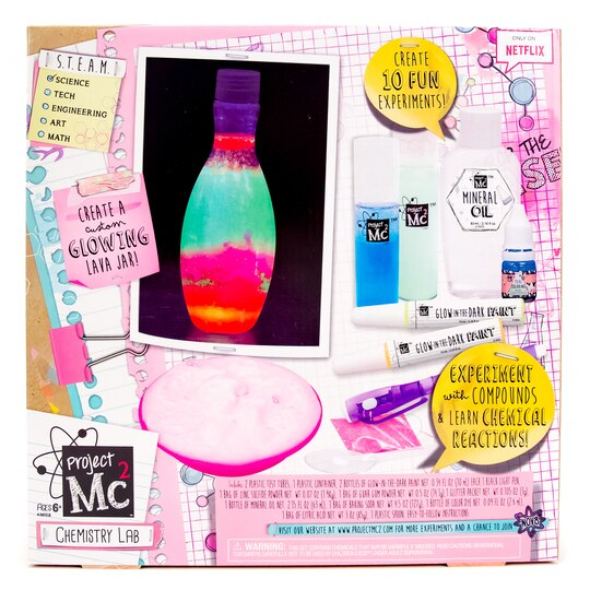 Shop For The Project Mc2 Kids Chemistry Lab At Michaels
