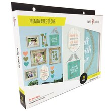 Paper Riot Co. Large Removable Decor Kit, Small Things Front