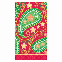 Paisley Fun Paper Guest Towels, 24ct