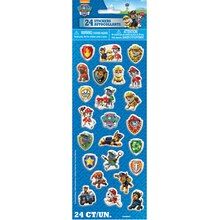 Puffy PAW Patrol Sticker Sheet