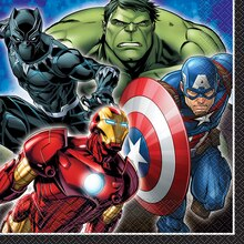 Avengers Luncheon Napkins, 16ct
