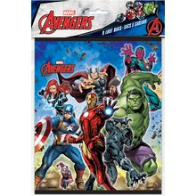 Avengers Goodie Bags, 8ct Packaged