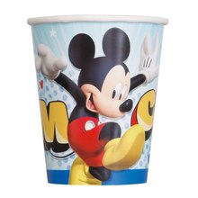 9oz Mickey Mouse Paper Cups, 8ct