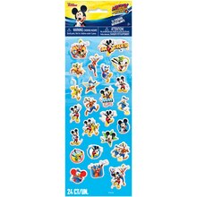Puffy Mickey Mouse Sticker Sheet