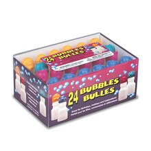 Animal Bubble Party Favors, Assorted 24ct