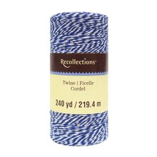 Navy Twine Spool By Recollections
