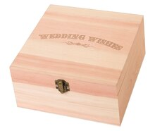 Lillian Rose Wedding Wishes Card Box