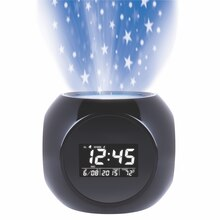Sharper Image Projection Alarm Clock
