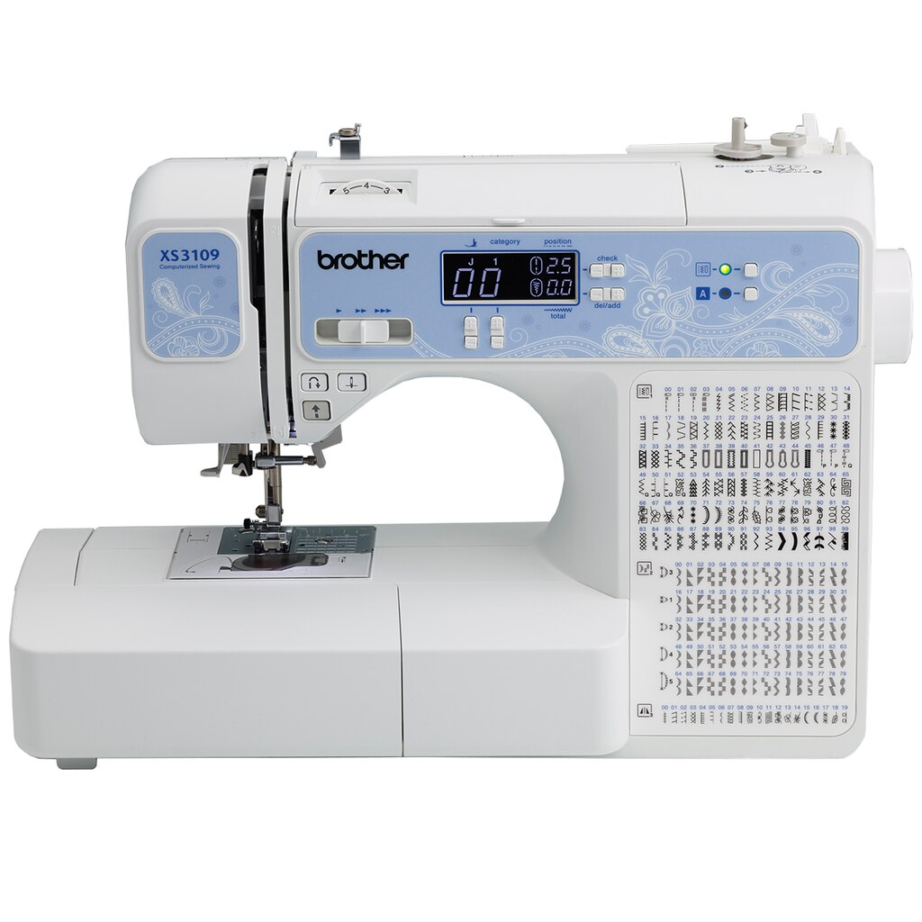 Brother Xs3109 Computerized Sewing Amp Quilting Machine