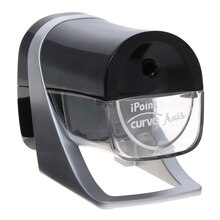 Westcott Electric iPoint Curve Axis Pencil Sharpener