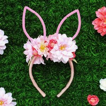 Bunny Ear Headband, medium
