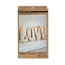 Make It Love Decor Kit By Recollections