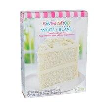 Sweetshop Premium Cake Mix, White