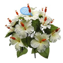White Water-Resistant Hibiscus Bush By Ashland