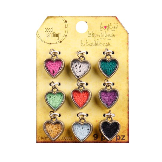 Find the heartlines heart charms by bead landing at michaels heartlines heart charms by bead landing mozeypictures Image collections