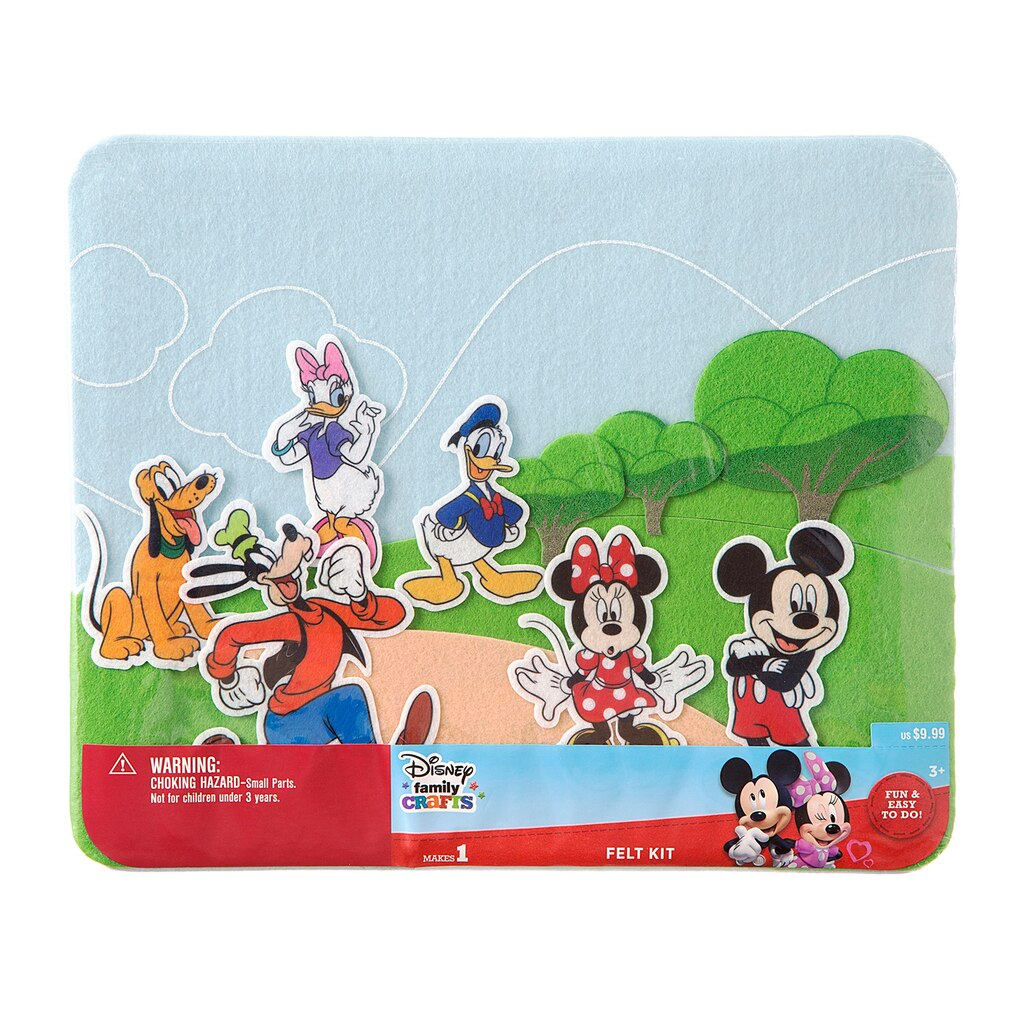 Shop for the Darice® ©Disney Family Crafts Felt Board Kit ... - photo#6