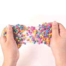 Mini Pom Pom Slime, medium