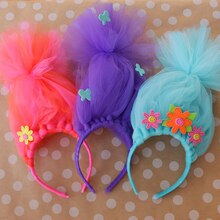 Crazy Hair Headband, medium