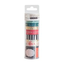 Floral 2 Crafting Tape Tube By Recollections Pack