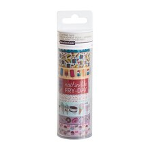 Fast Food Washi Tape Tube By Recollections Pack
