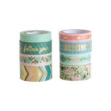 Melon Bloom Washi Tape Tube By Recollections