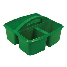 Small Green Utility Caddy, 6 Count