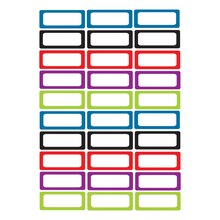 Assorted Small Magnetic Nameplates, 3 Packs