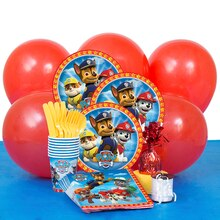 PAW Patrol Party Supplies Kit for 8