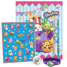 Shopkins Party Favor Kit for 4