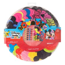 Disney Family Crafts Mickey Craft Party Platter