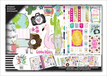 Create 365 The Classic Happy Planner 12 Month Student Edition Box Kit, Happy Plans
