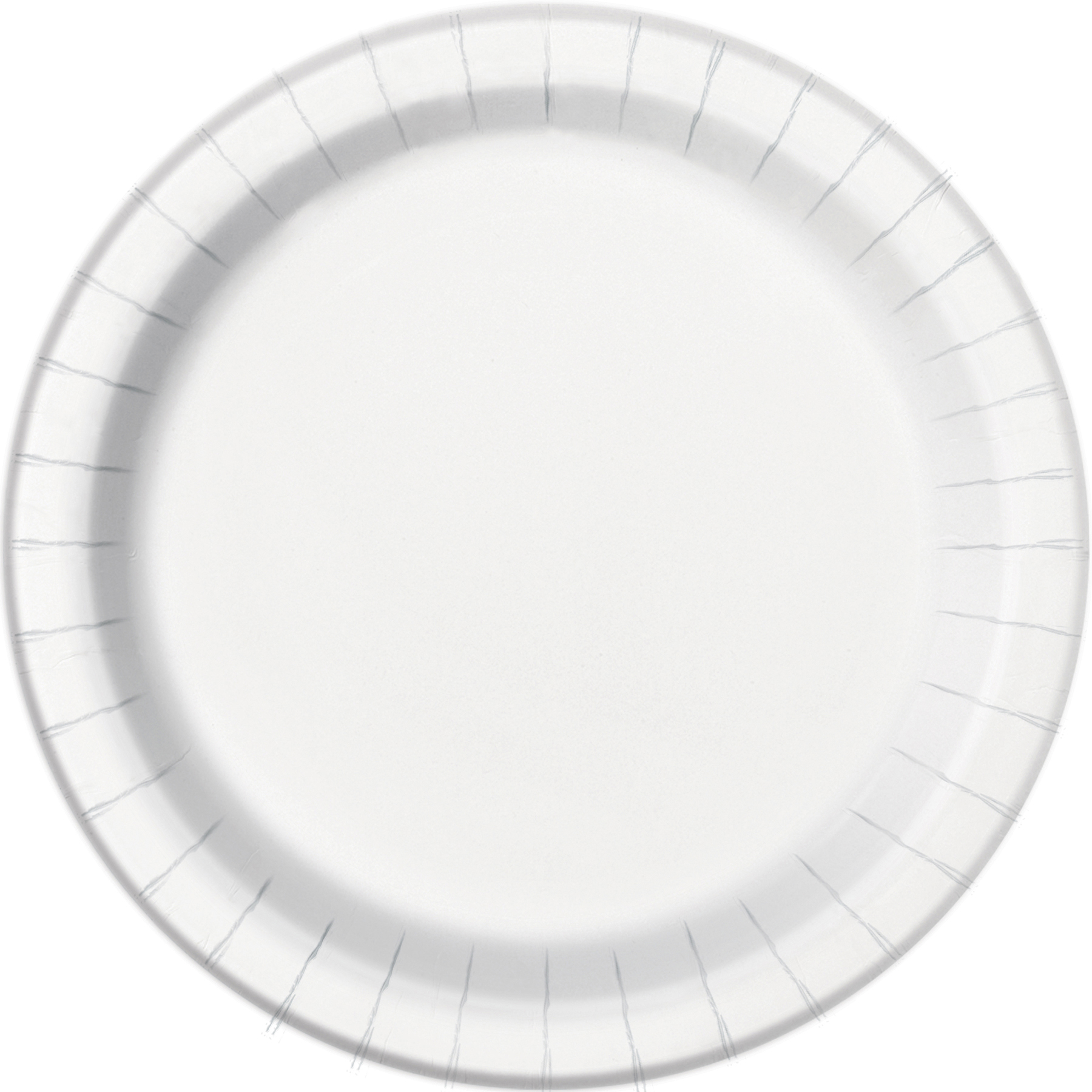 9  White Party Plates ...  sc 1 st  Michaels Stores & White Paper Plates | White Party Supplies