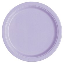 "9"" Lavender Party Plates, 16ct"