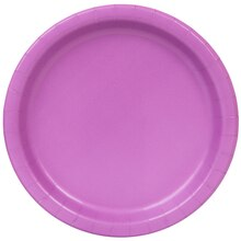 "9"" Purple Party Plates, 16ct"
